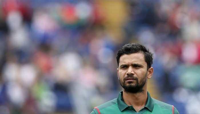 Mashrafe Mortaza likely to play Bangladesh's World Cup opener despite injury