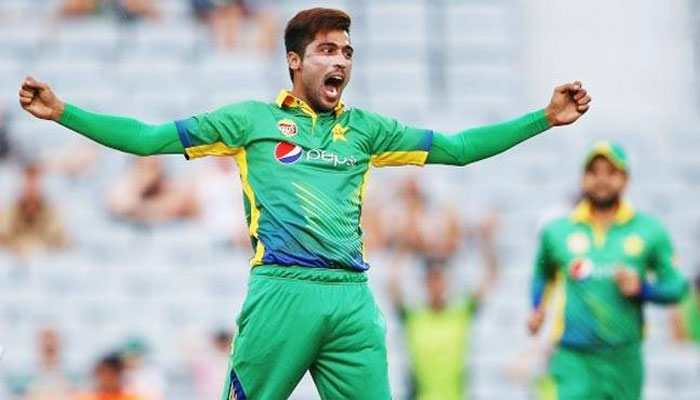 ICC World Cup 2019: Mohammad Amir is fit for Pakistan's opener, says Sarfaraz Ahmed