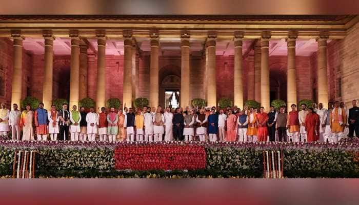 New Union Cabinet to hold its first meeting today evening