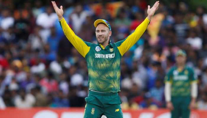 South Africa have to move on quickly from England loss, says Du Plessis