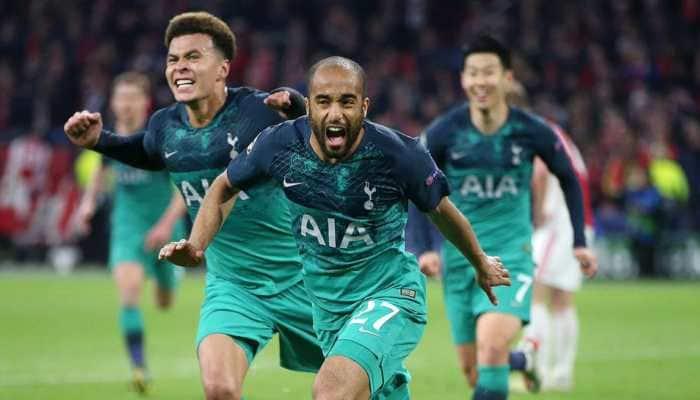 Hat-trick at Ajax buried memories of Barcelona nightmare for Lucas Moura