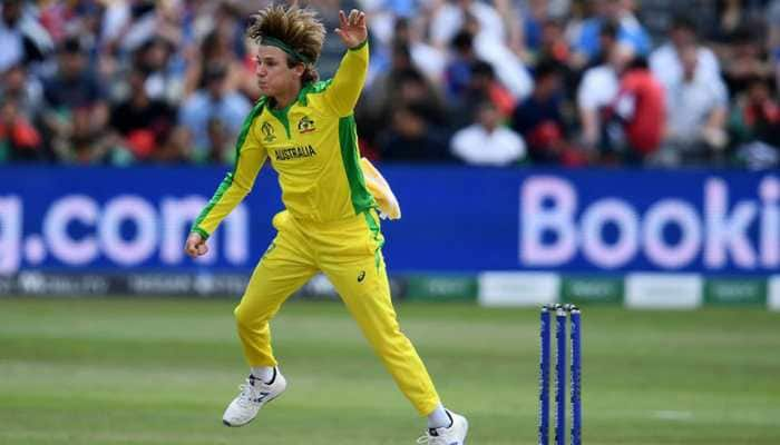 ICC World Cup 2019: Adam Zampa enjoys his latest spin-bowling rollercoaster as Australia prevail in Bristol