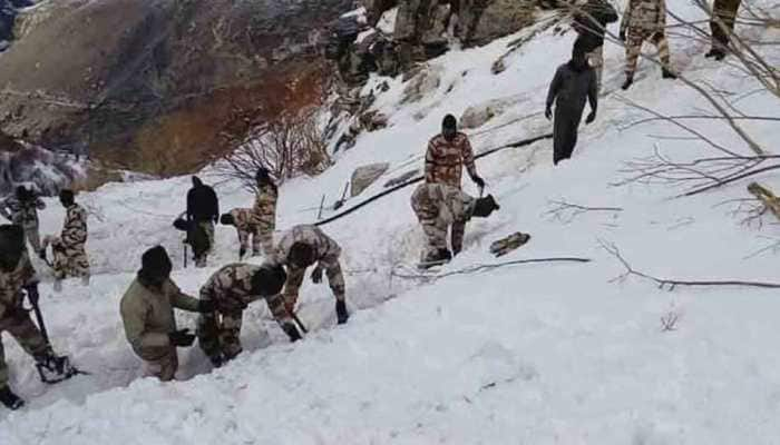 ITBP, SDRF continue search for missing foreign climbers, 4 rescued