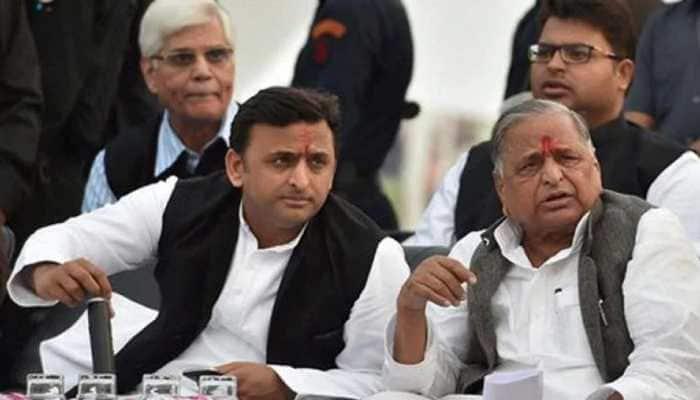 Akhilesh Yadav heads to Mulayam Singh Yadav for advice after Lok Sabha poll debacle, told to patch up with Shivpal Yadav