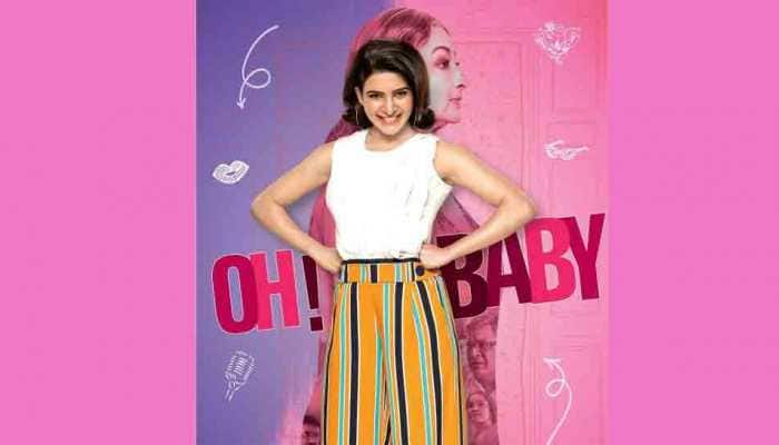 Samantha Akkineni set to tickle funny bones with 'Oh Baby'