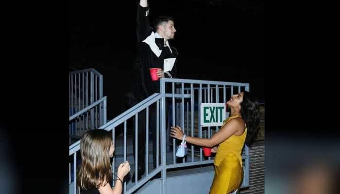 Inside Priyanka Chopra and Nick Jonas's night out in US - See pics