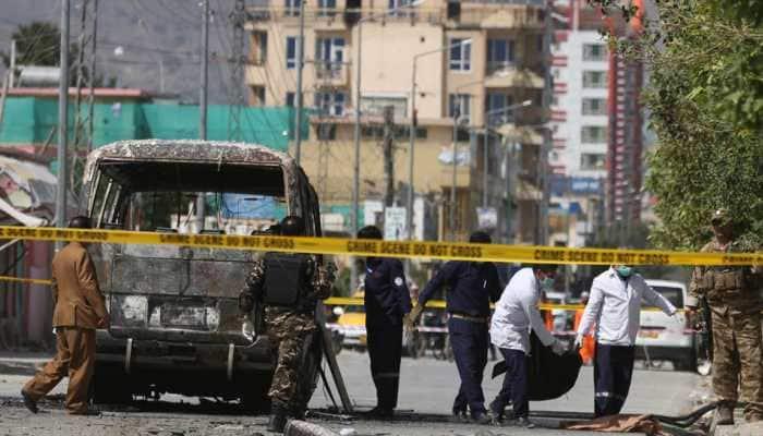 Afghanistan: 5 killed as bomb blasts govt employee bus in Kabul