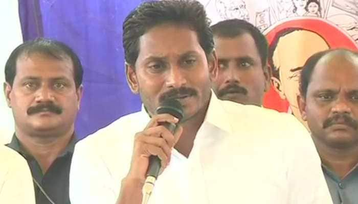 Will try to serve Andhra Pradesh better than my father: CM Jaganmohan Reddy