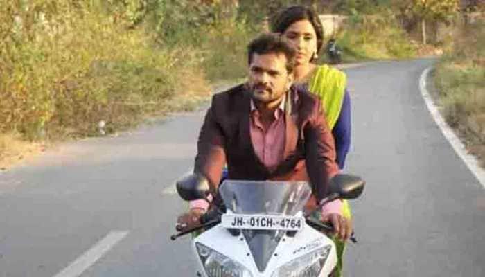 Khesari Lal Yadav-Kajal Raghwani's 'Coolie No 1' to arrive in theatres on Eid, fans elated