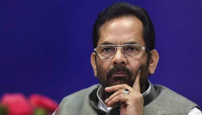 Education of girls' from minority communities is government's priority: Mukhtar Abbas Naqvi