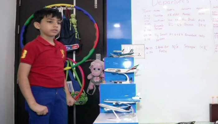 10 on 10: Delhi airport gifts birthday tour to boy for his 'fabulous' model of IGI