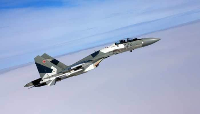 Russian Sukhoi Su-35C fighter intercepts US P-8A Poseidon aircraft thrice in 3 hours