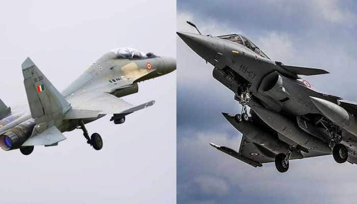 IAF's Sukhoi Su-30 MKIs to take on French Air Force's Rafale jets during Garuda VI air exercise
