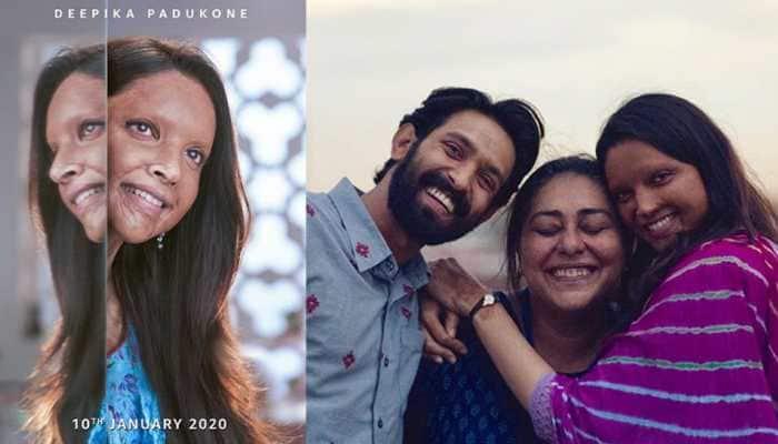 'Chhapaak' director Meghna Gulzar shares pics with Deepika Padukone, Vikrant Massey and calls it a wrap!