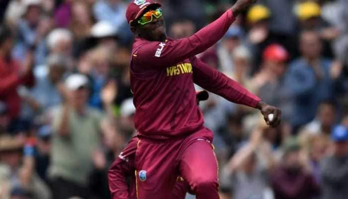 West Indies pacer Sheldon Cottrell's signature 'salute' is winning hearts at ICC World Cup 2019