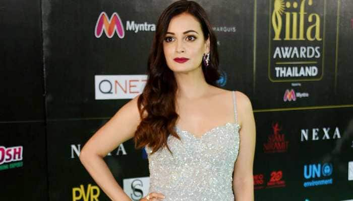 Art suffers at the hands of fear: Dia Mirza