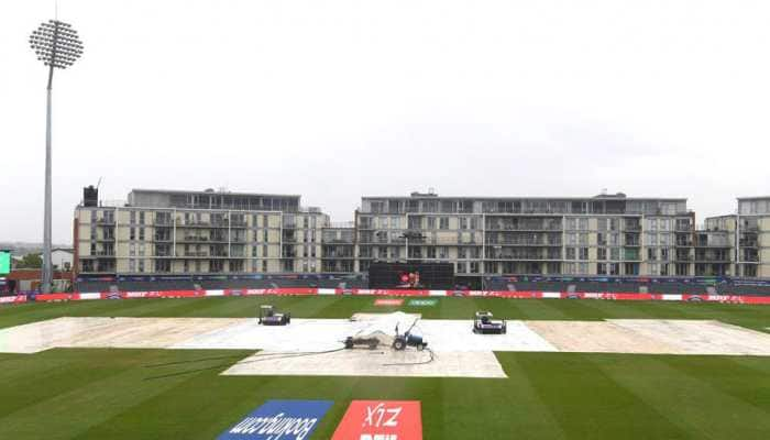 ICC World Cup 2019: Rain-hit clash between Pakistan and Sri Lanka called off