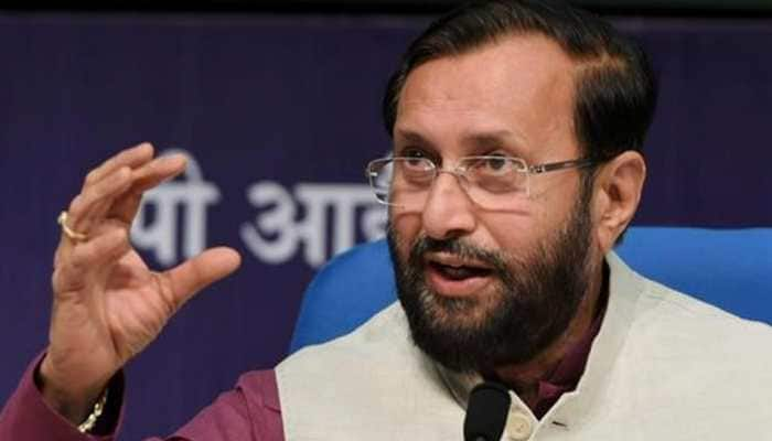 Govt to award media houses which will encourage participation in yoga campaign: Prakash Javadekar