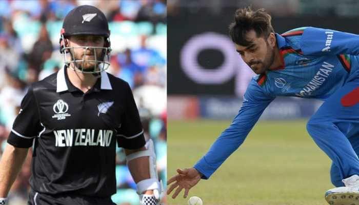Kane Williamson vs Rashid Khan showdown in New Zealand-Afghanistan ICC Cricket World Cup 2019
