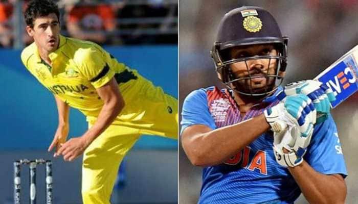 India vs Australia - Latest News on India vs Australia