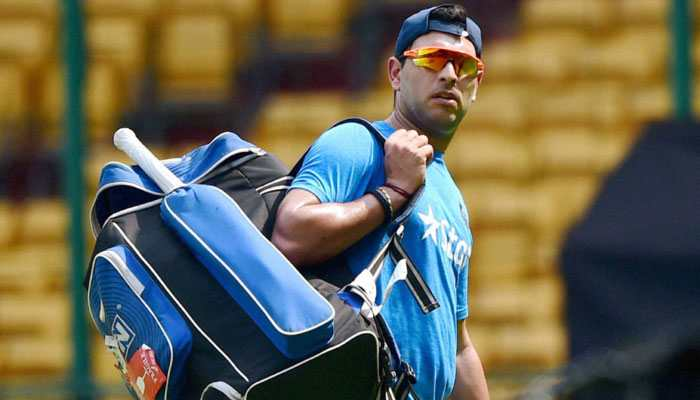 Yuvraj Singh quits international cricket; a look at his career statistics