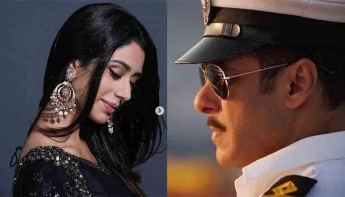 Salman Khan to shake leg with Warina Hussain and not Mouni Roy in Dabangg 3?