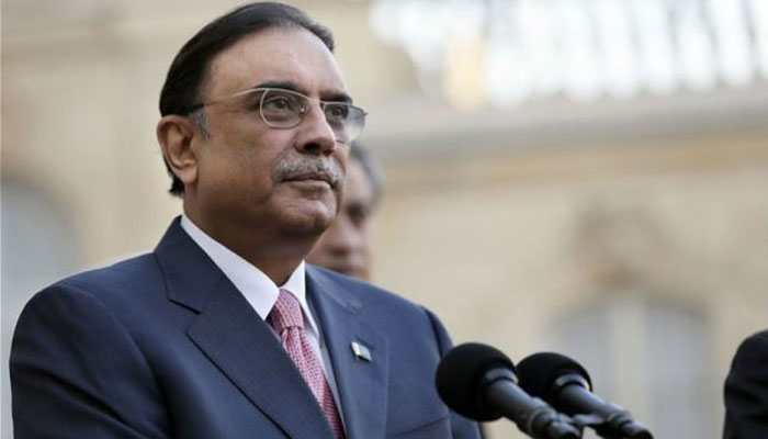 Former Pakistan president Asif Ali Zardari arrested in fake bank accounts case