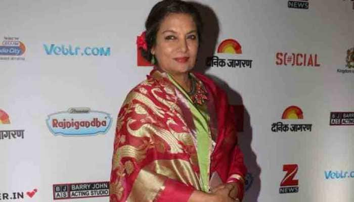Nation can only develop when there is gender equality: Shabana Azmi