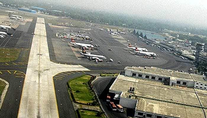 Wing of Thai Airways hits side light at Mumbai airport's runway, no injury reported
