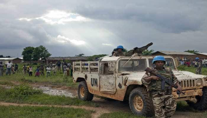 Indian peacekeepers in Congo garner appreciation for their professionalism