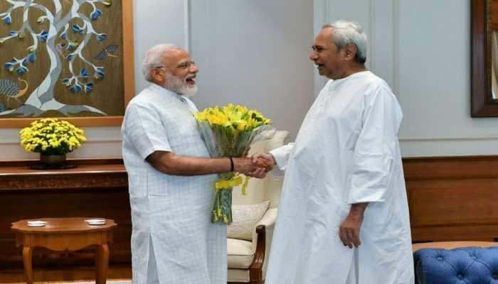 Naveen Patnaik meets PM Narendra Modi, seeks Rs 5,000 crore assistance package