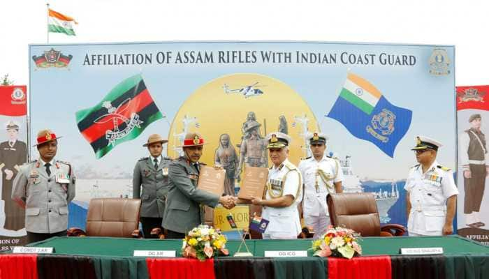 Coast Guard may affiliate with BSF and CRPF in future: Official