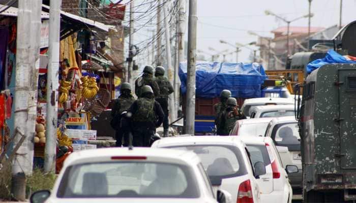 Five CRPF jawans martyred in suicide attack in J&K's Anantnag