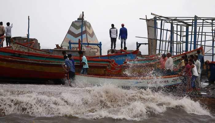 Cyclone Vayu turns 'very severe'; over 3 lakh people evacuated in Gujarat, Diu