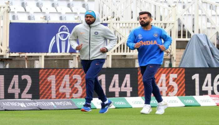 ICC Cricket World Cup 2019: Rain predicted to make India vs NZ a start-stop clash