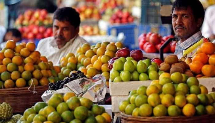 India's WPI Inflation at nearly 2-year low of 2.45% in May