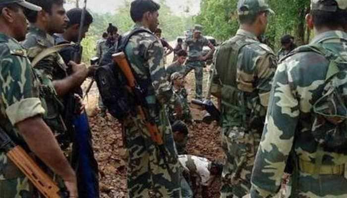 CRPF commando injured in IED blast by Naxals dies at AIIMS