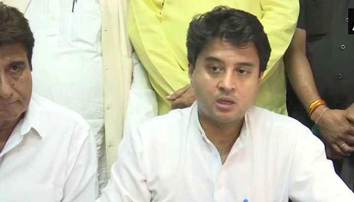Will strengthen Congress in UP; contest 2022 polls alone: Jyotiraditya Scindia