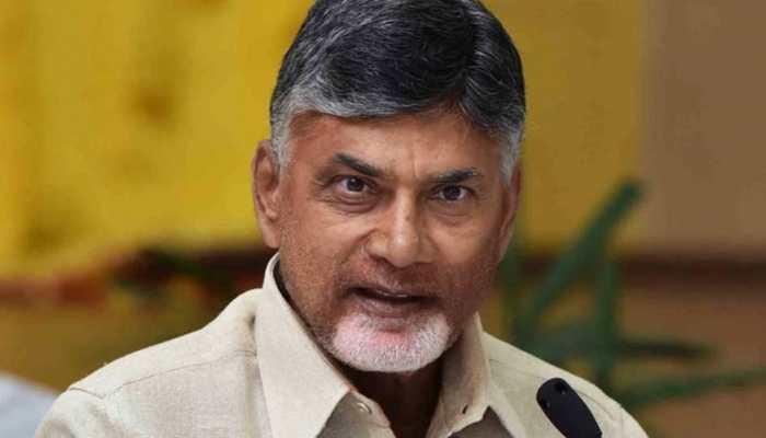 Former Andhra Pradesh CM Chandrababu Naidu frisked at Vijayawada airport