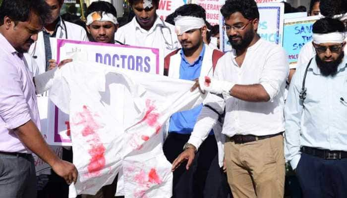 AIIMS doctors issue 48-hour ultimatum to Mamata Banerjee govt to accept demands, warn of indefinite strike