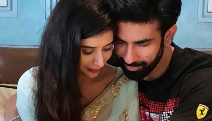 Inside Sushmita Sen's brother Rajeev and Charu Asopa's Goa wedding