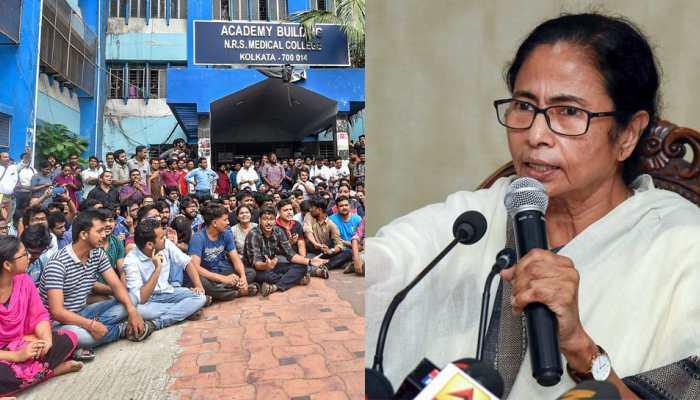 Despite West Bengal CM Mamata Banerjee's assurances, stalemate on Kolkata doctors' strike continues