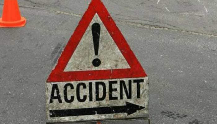 Mathura: 6 of family killed as car rams into truck on Yamuna Expressway
