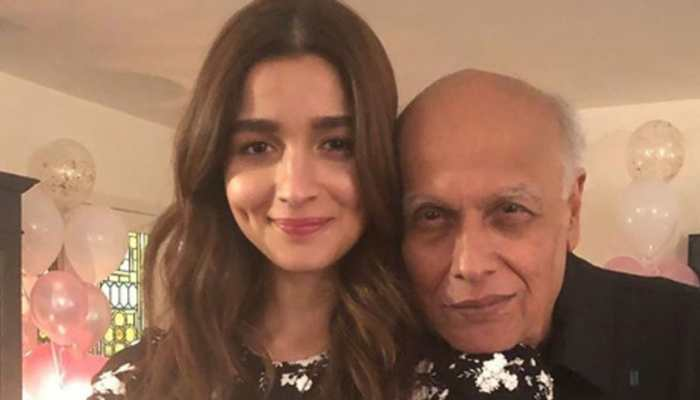 On Father's Day, Mahesh Bhatt thanks his daughters Pooja, Alia and Shaheen