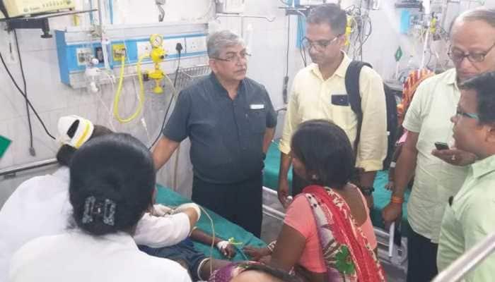 Acute Encephalitis Syndrome claims 126 lives in Bihar; 104 children die in Muzaffarpur
