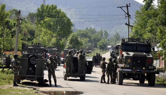 Anantnag encounter: Army Major succumbs to injury, search operation underway