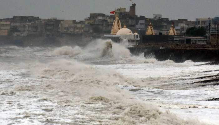 Cyclone Vayu may cross Kutch in form of depression on Monday: IMD