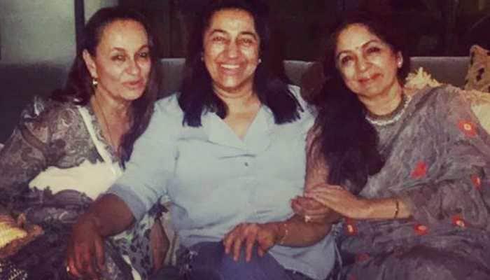 Neena Gupta, Soni Razdan redefine friendship goals with pics
