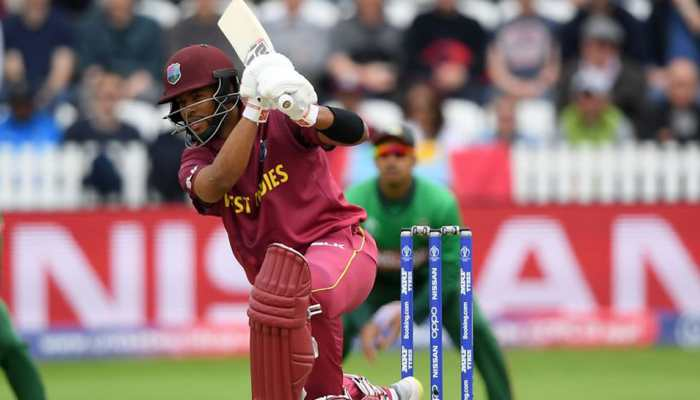 ICC World Cup 2019Shai Hope says West Indies have not lost 'hope' just yet