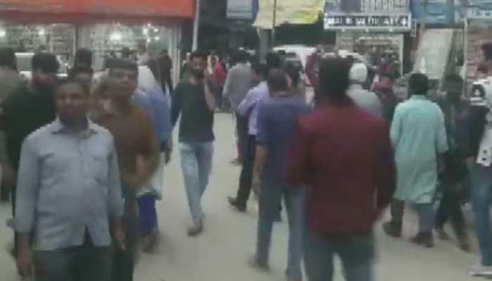 Terrorists hurl grenade at police station in Pulwama, 8 civilians injured